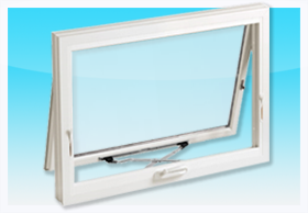 Awning Vinyl Windows